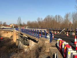 Reparación Puente Villarente 1